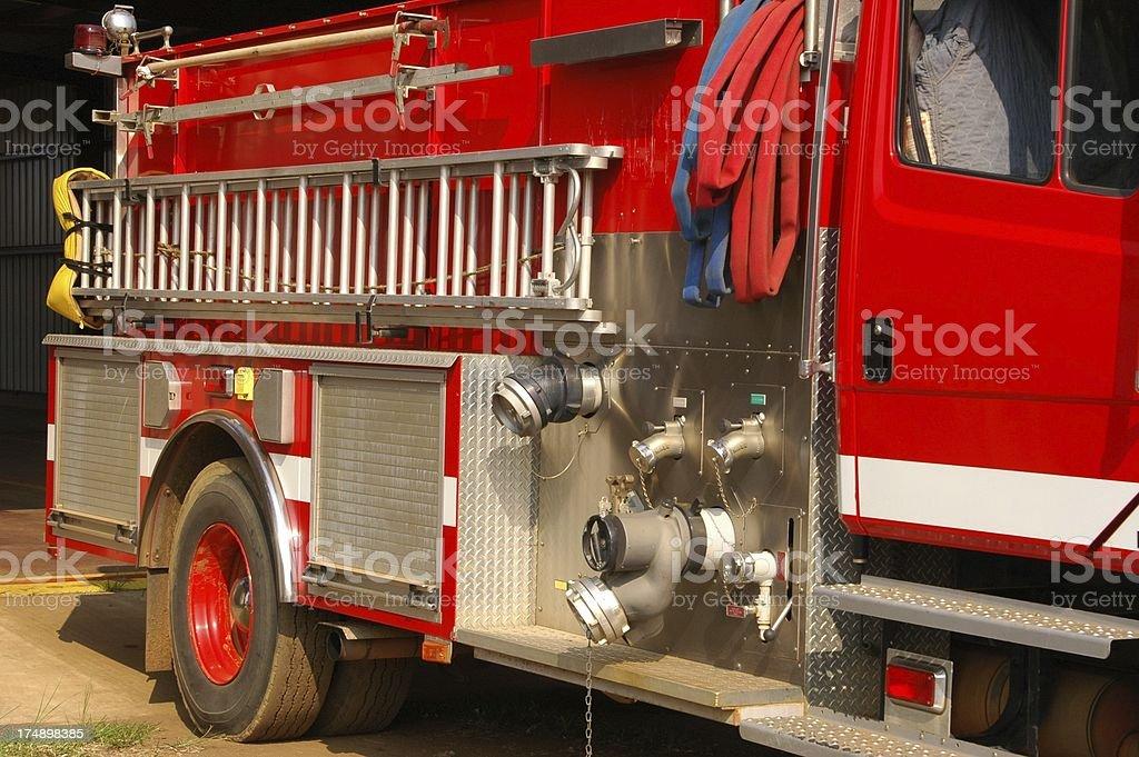 Fire Engine stock photo