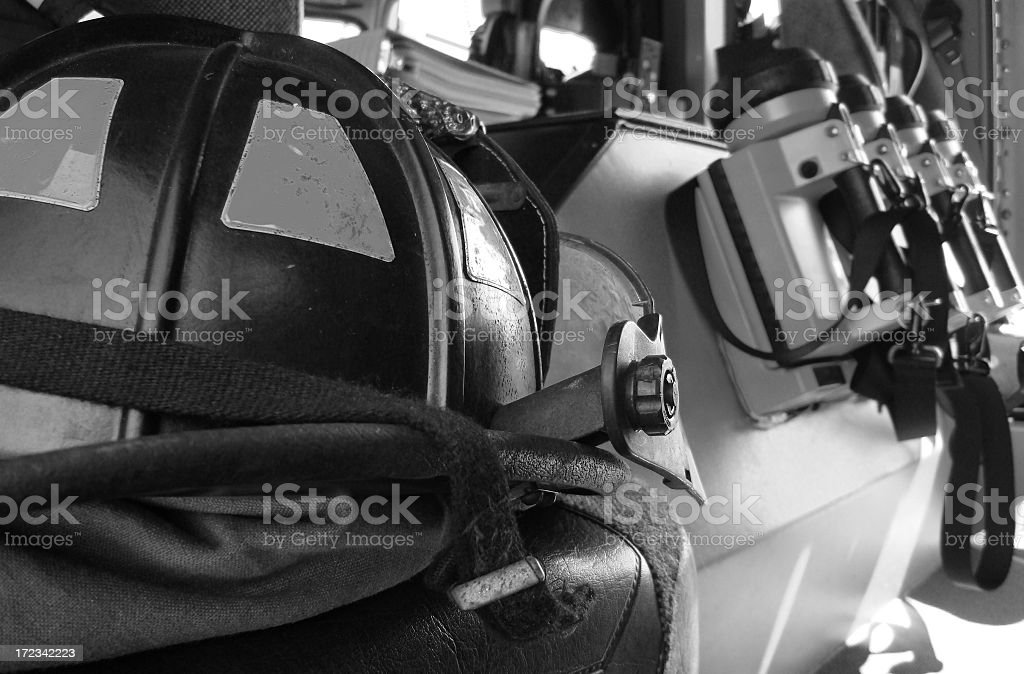 Fire Fighter Equipment royalty-free stock photo