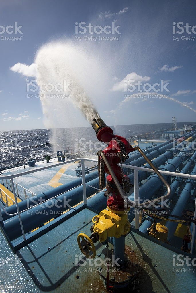 Fire Fighting Equipments royalty-free stock photo