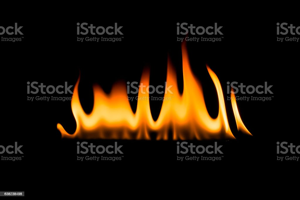 Fireplace Design fireplace background : Fire Flames Black Background stock photo 638238498 | iStock