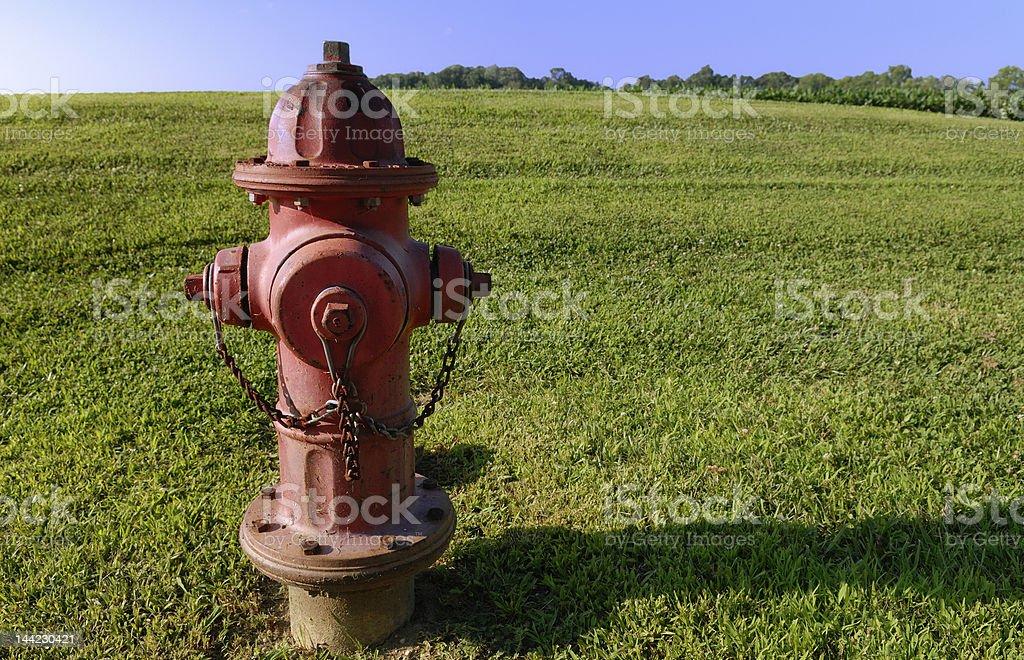 Fire Hydrant 2 royalty-free stock photo