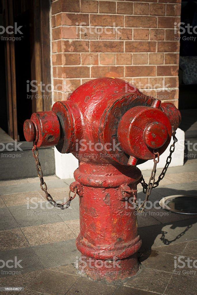Fire Hydrant royalty-free stock photo
