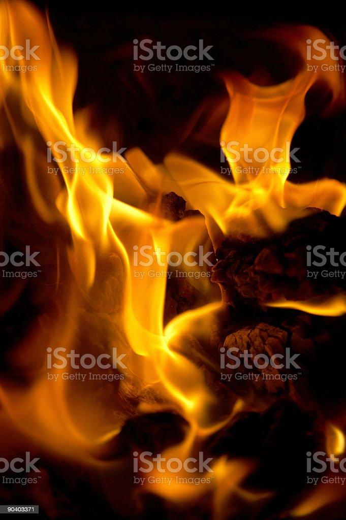 fire I stock photo