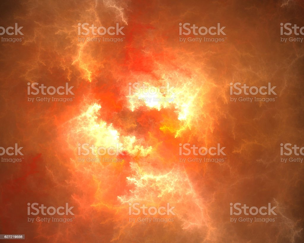 fire lightning abstract background stock photo