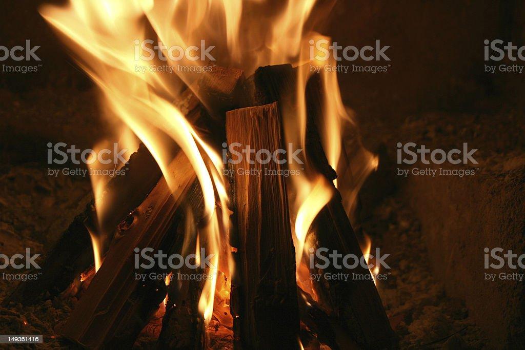 화재 royalty-free 스톡 사진