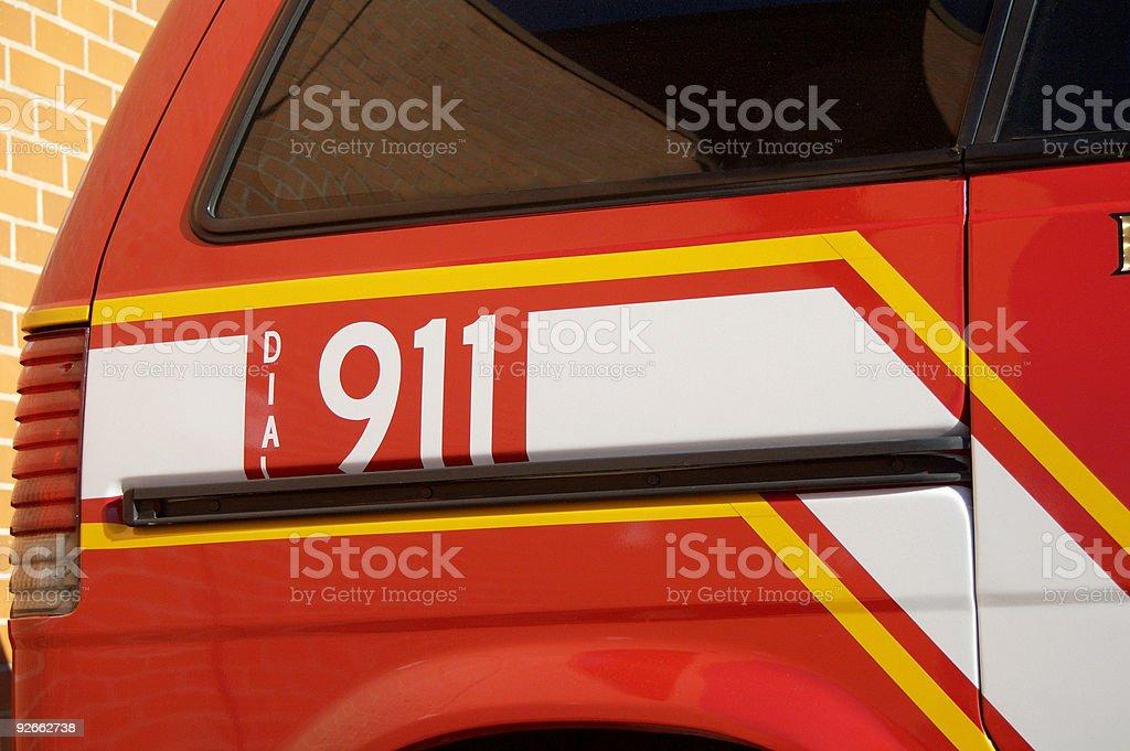Fire Prevention stock photo
