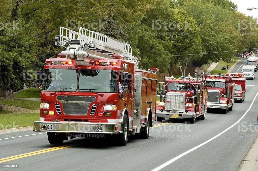 Fire & Rescue 4 stock photo