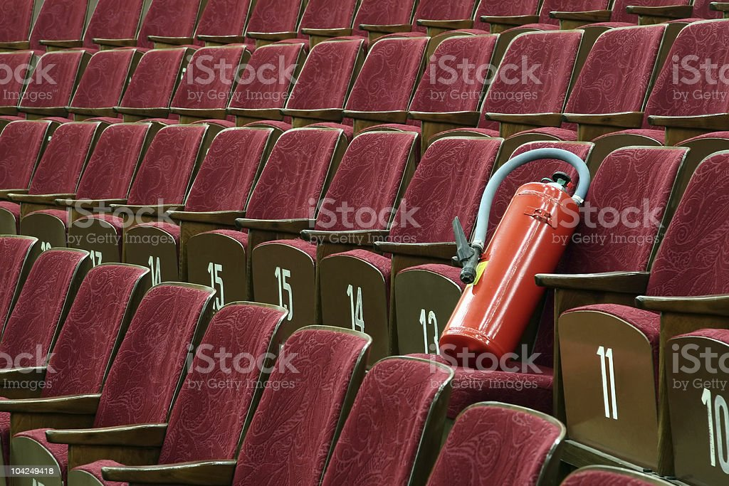 fire security royalty-free stock photo