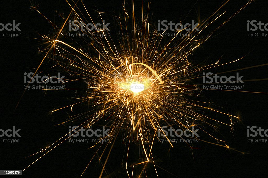 Fire Spit royalty-free stock photo