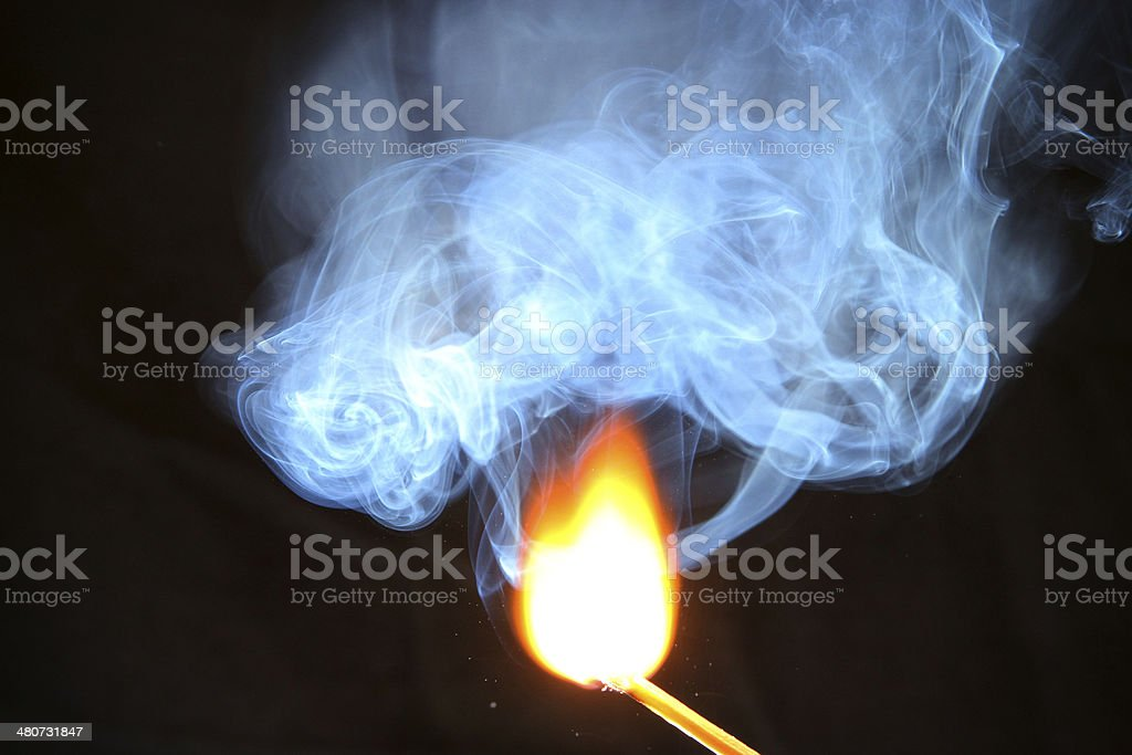 Fire starter royalty-free stock photo