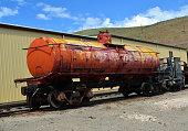 Fire Tanker Car