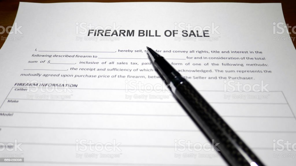 Gun Sale Pictures Images And Stock Photos  Istock