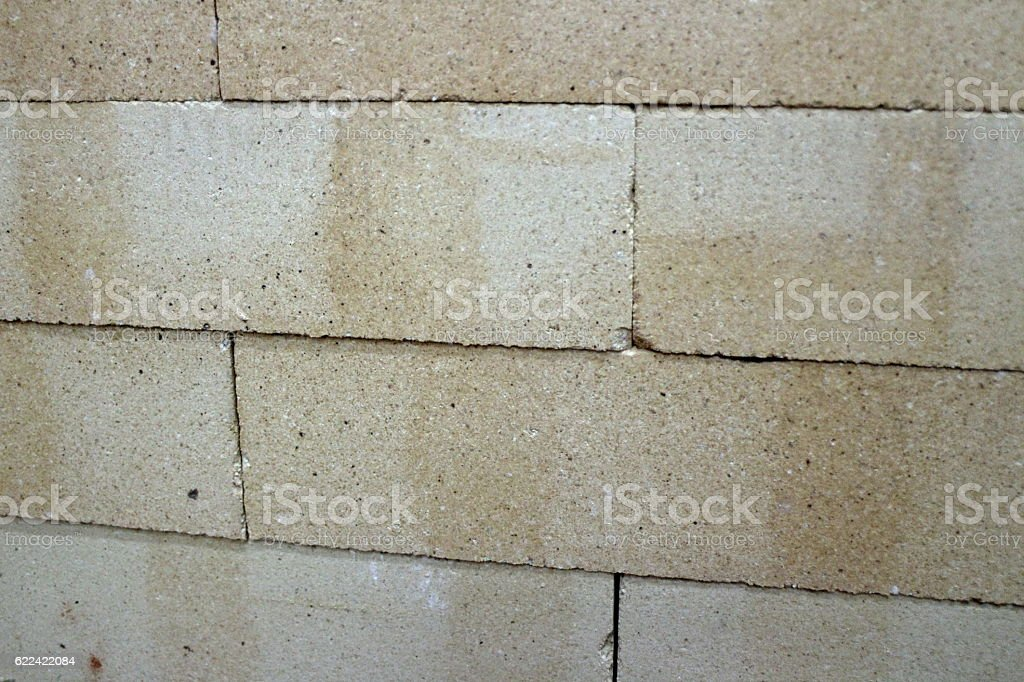 firebrick stacked stack stock photo