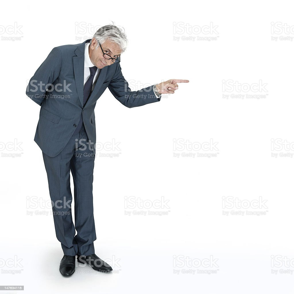 Fired. royalty-free stock photo