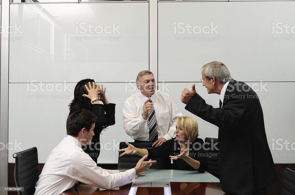 Fired royalty-free stock photo