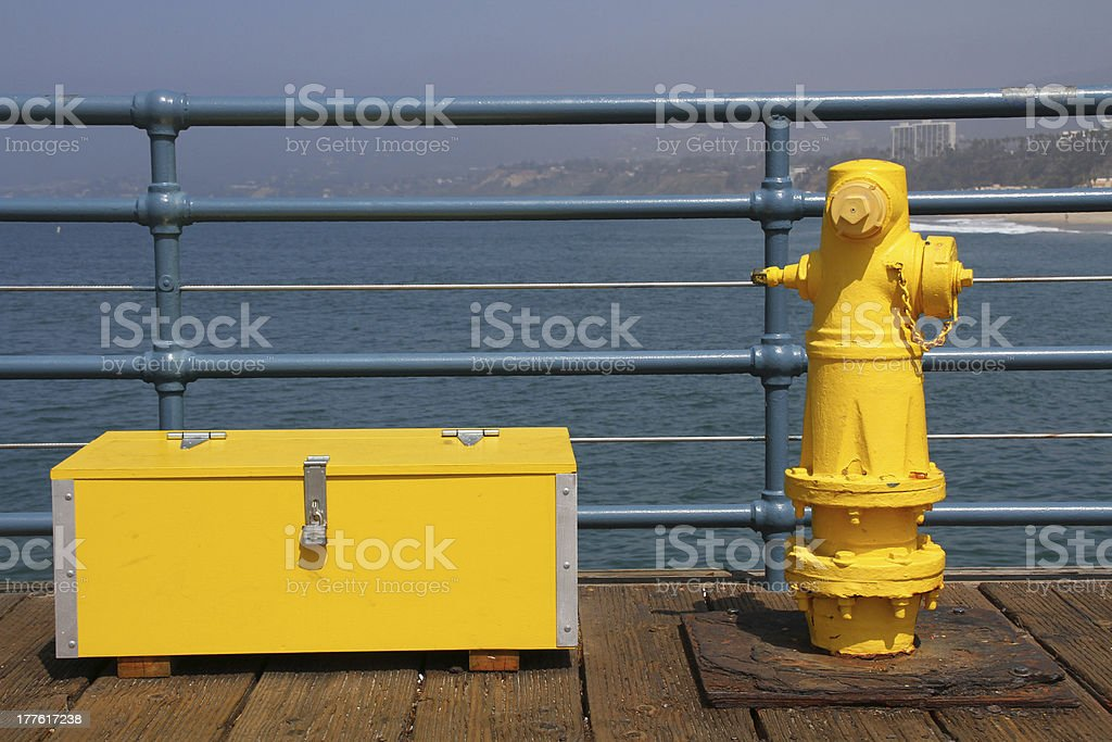 fire-fighting equipment royalty-free stock photo