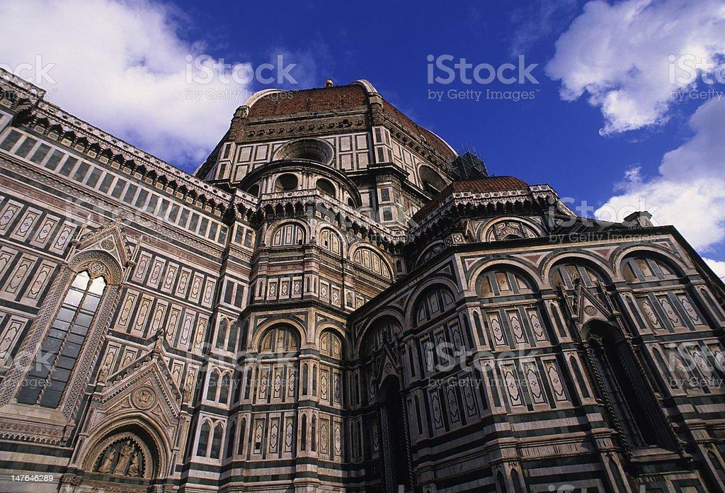 Firenze Duomo royalty-free stock photo