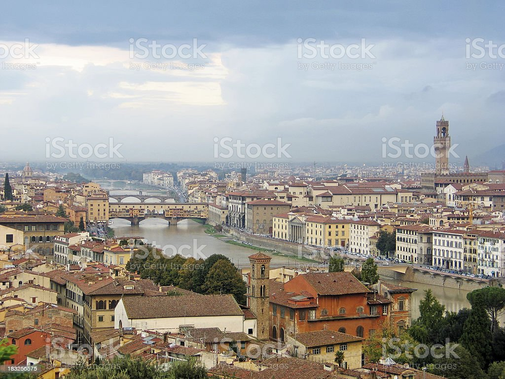Firenze royalty-free stock photo