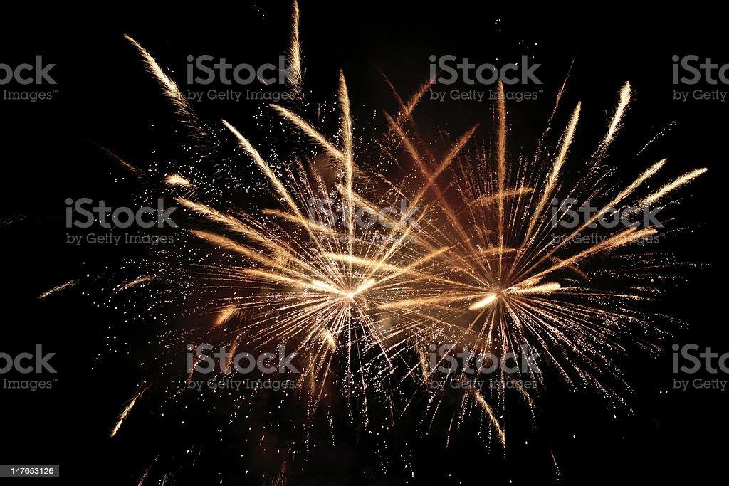 Firework royalty-free stock photo
