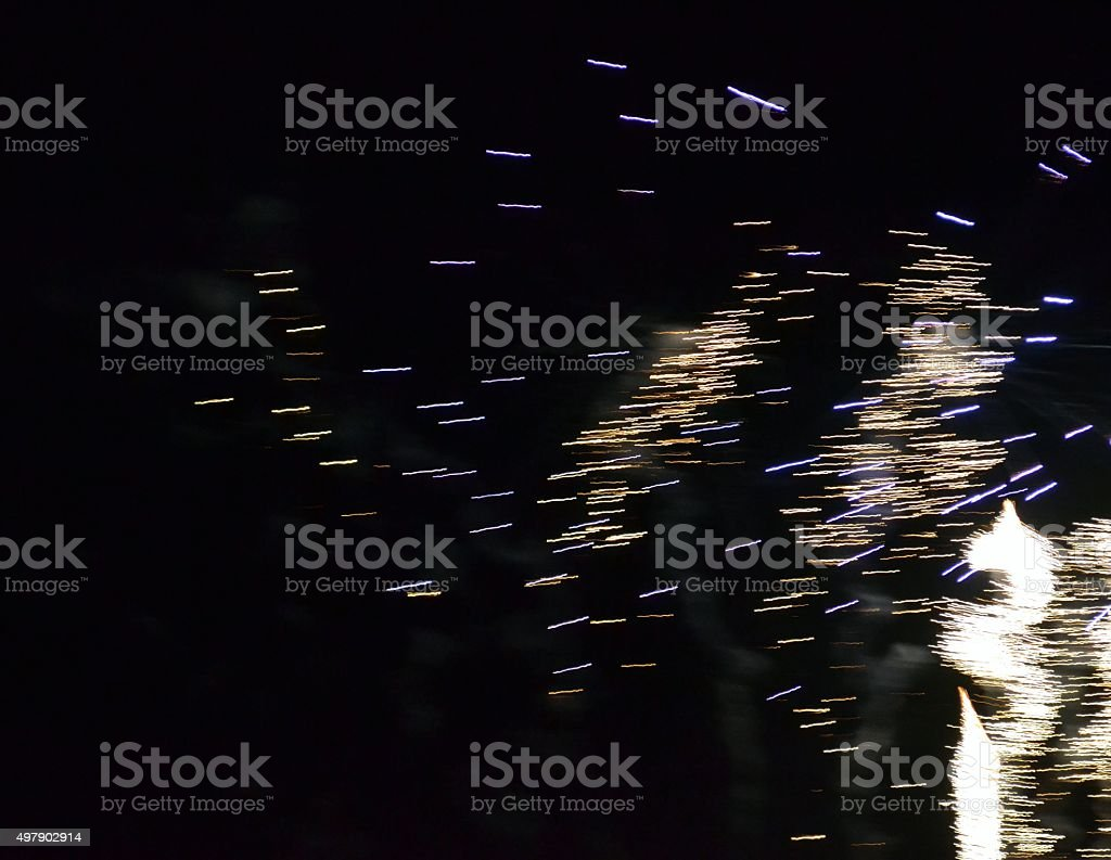 Fireworks 101 stock photo