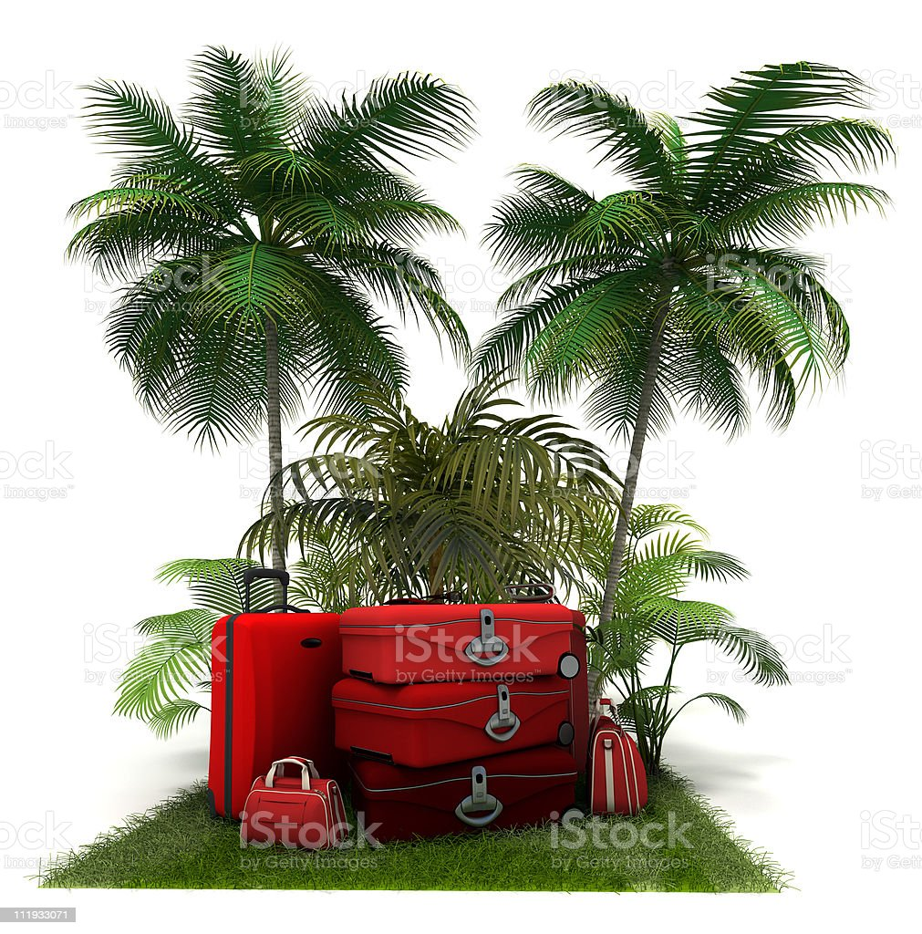 First class trip royalty-free stock photo