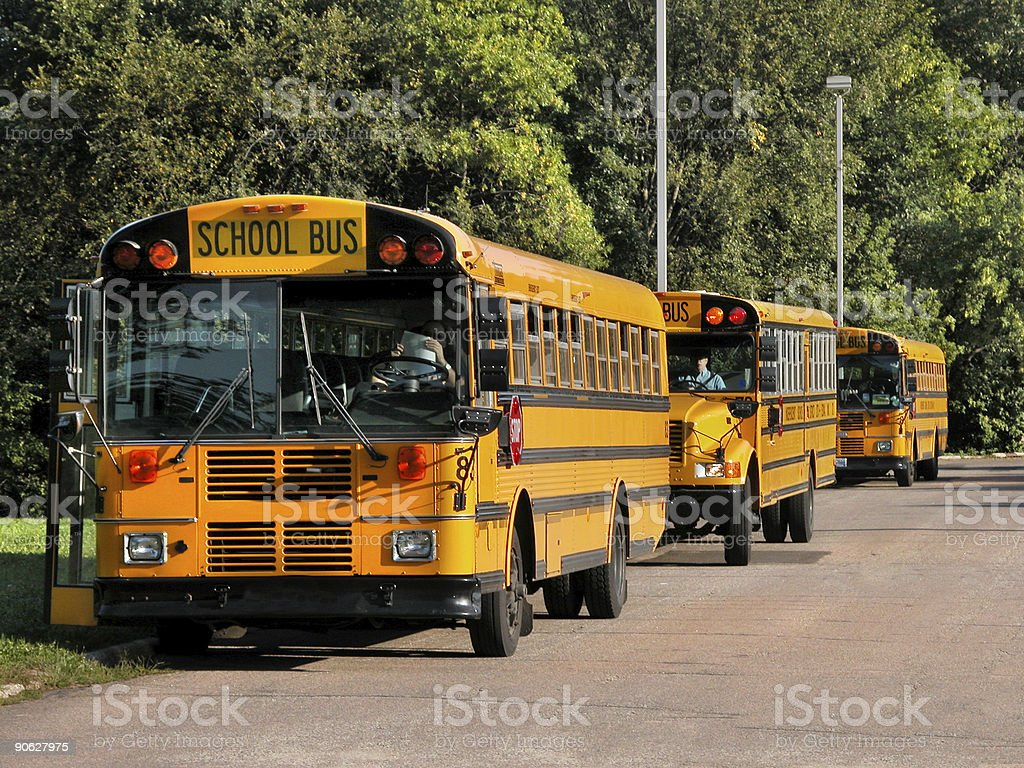 first day odf school stock photo
