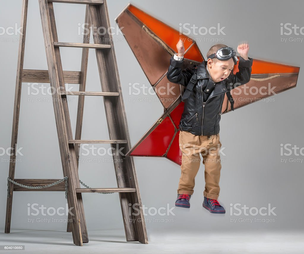 First Experience stock photo