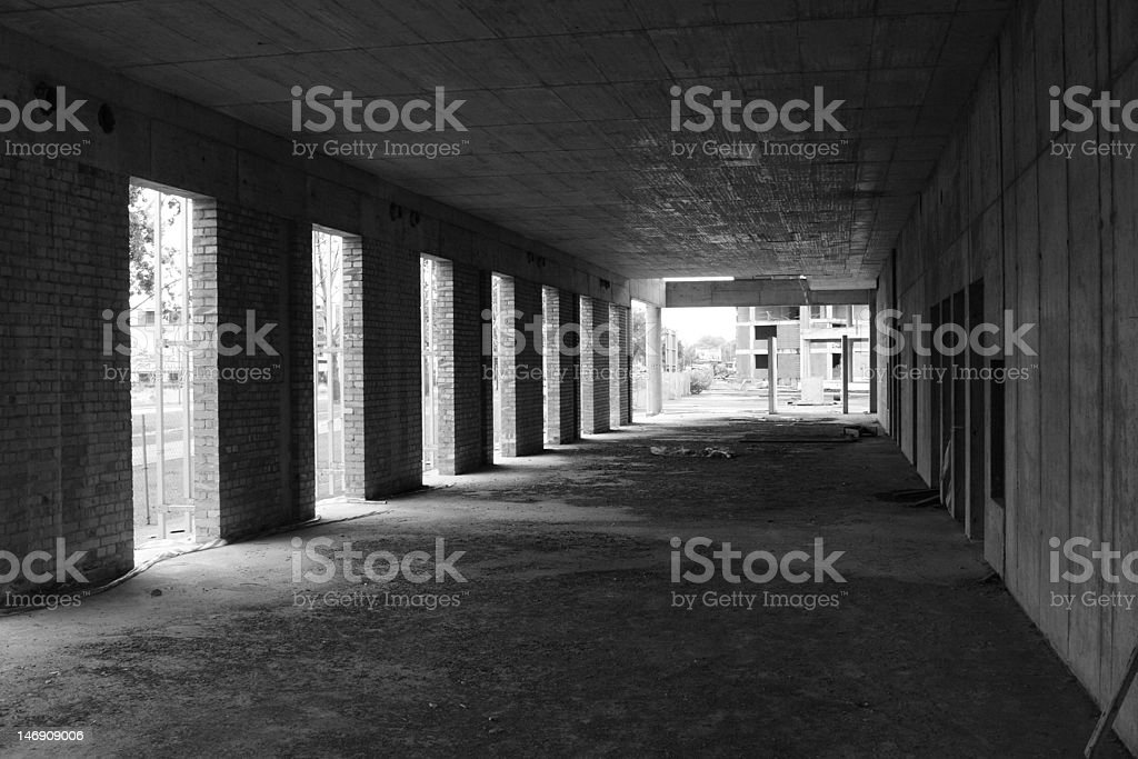 First floor royalty-free stock photo