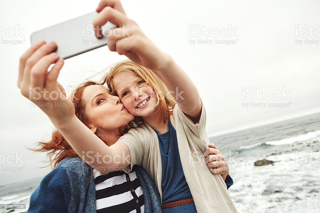 First my mother and forever my friend royalty-free stock photo