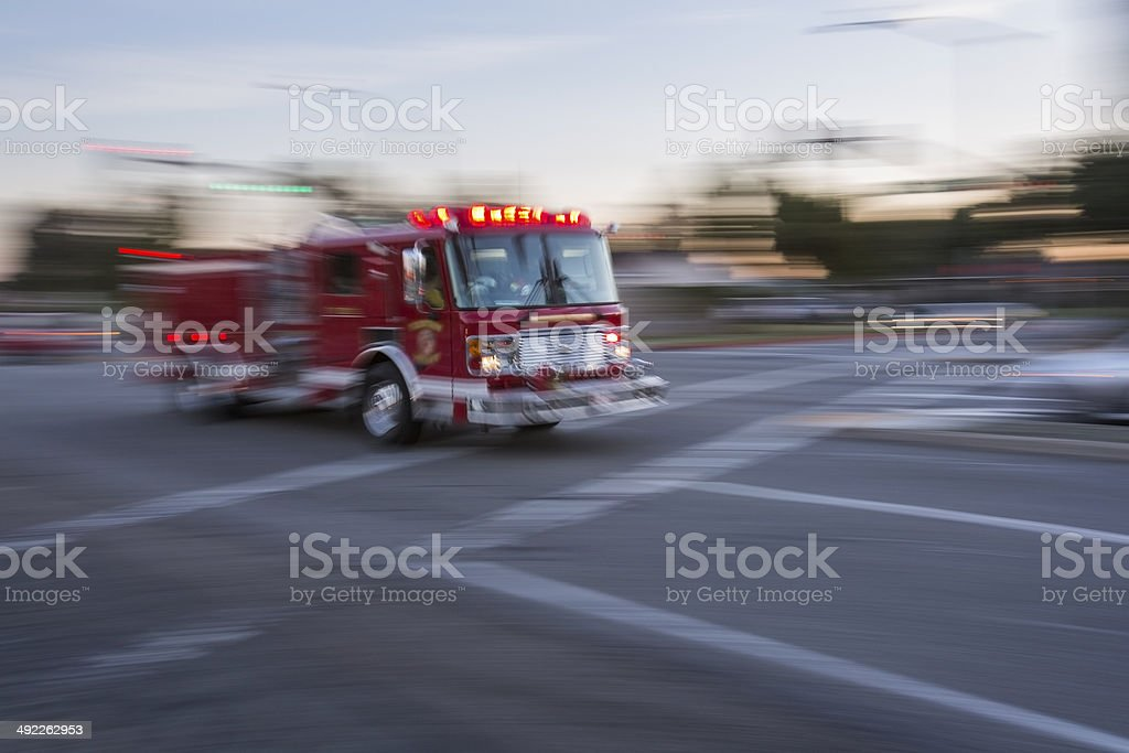 First Responder stock photo
