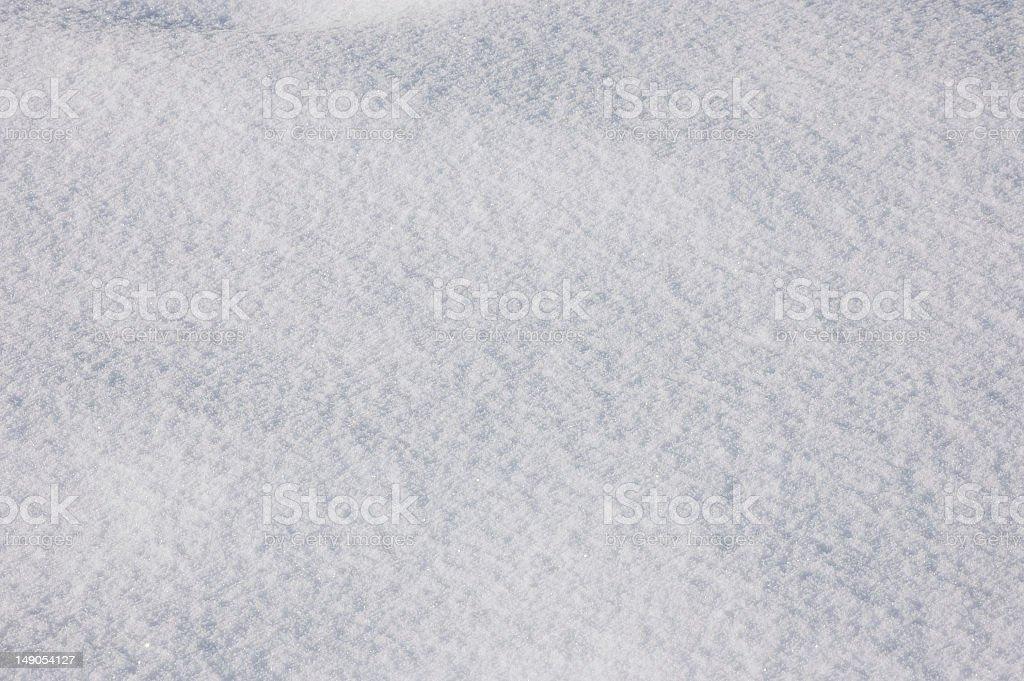 First Snowfall of the Season stock photo