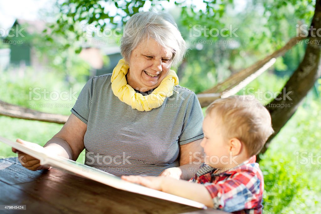 First words stock photo