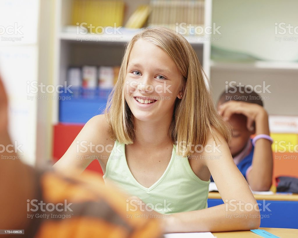 First-rate education for outstanding individuals stock photo