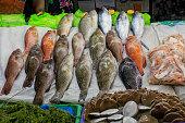 fish bazaar in manila