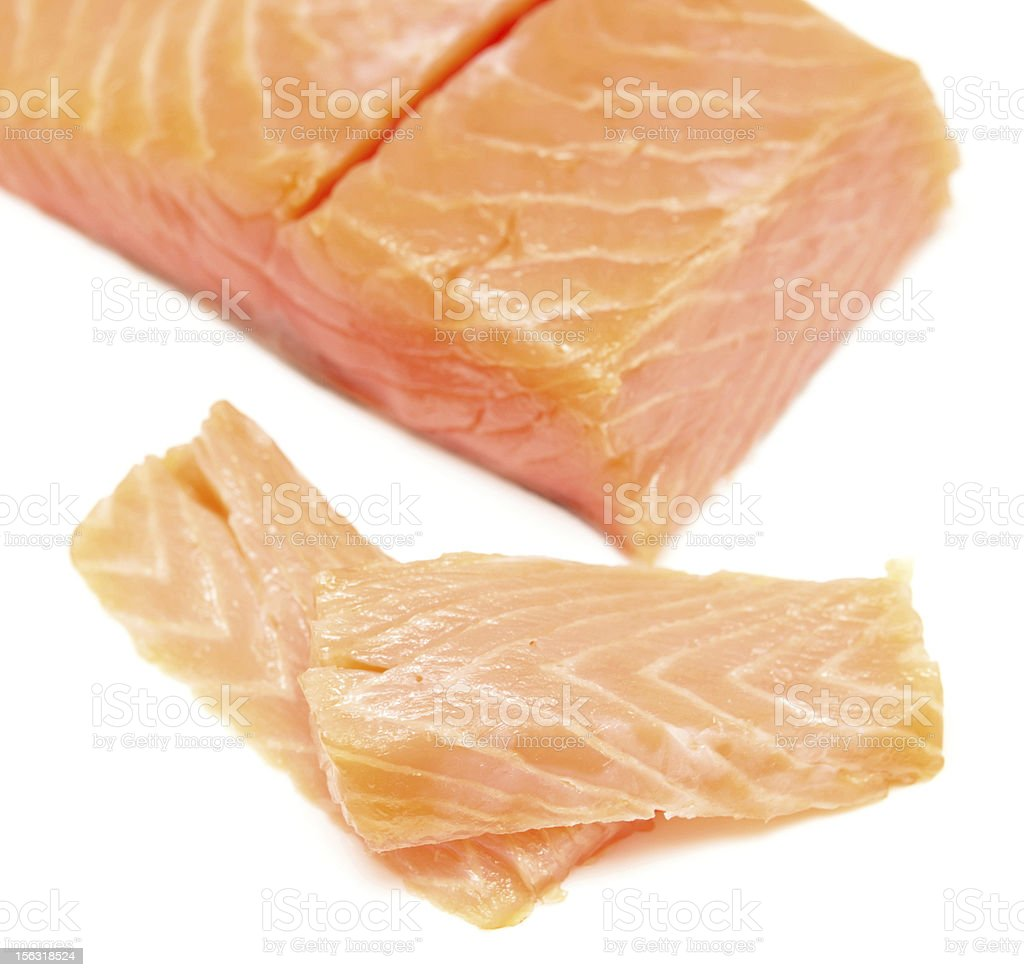 fish fillet royalty-free stock photo