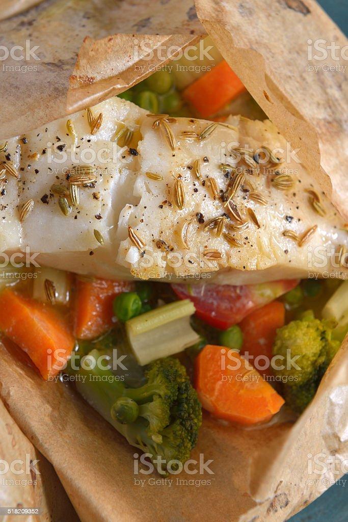fish fillet stock photo