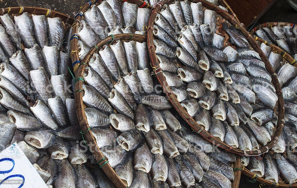 Fish for sale royalty-free stock photo