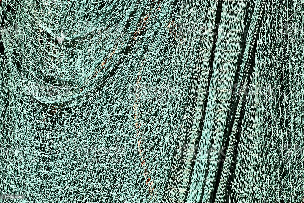 fish net 2 royalty-free stock photo
