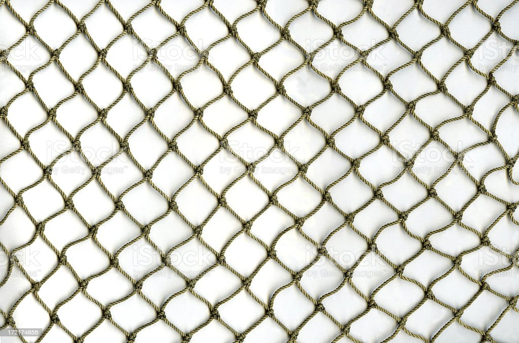 XXL Fish Net stock photo