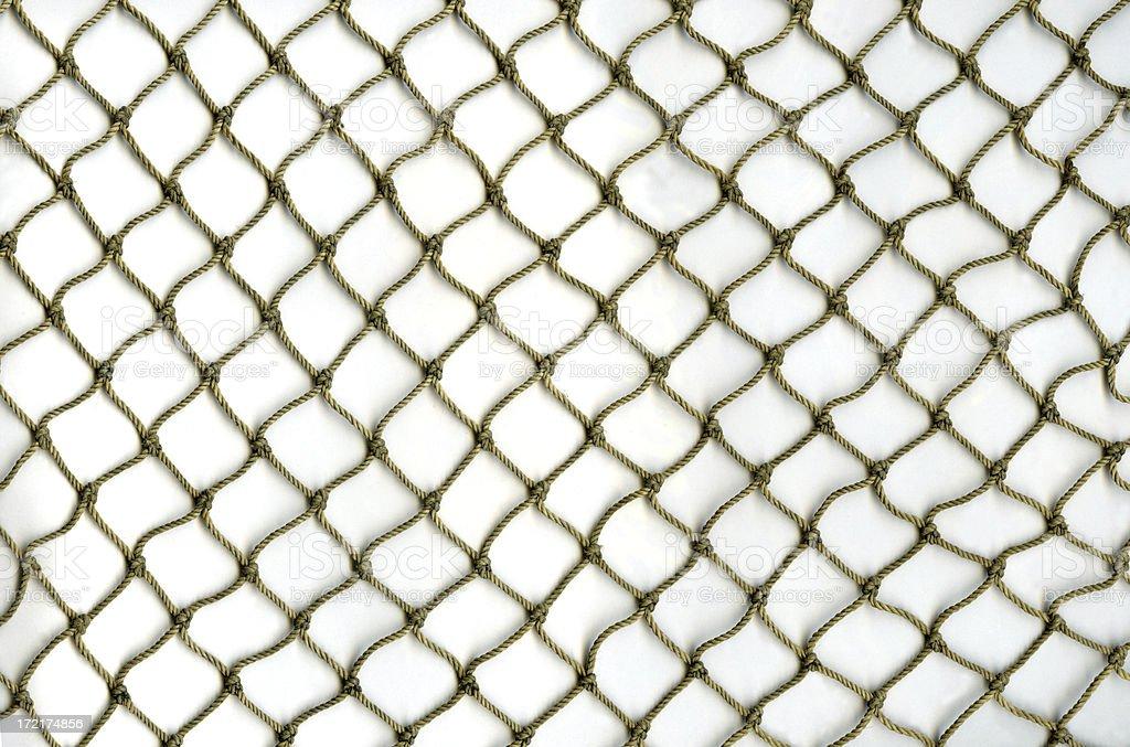 XXL Fish Net stock photo