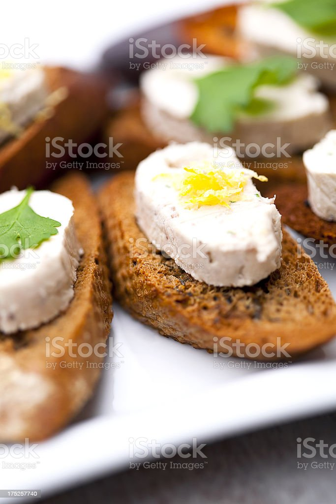 fish pate royalty-free stock photo