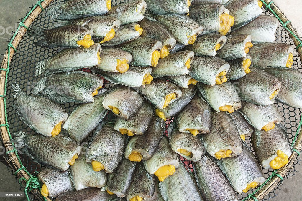 Fish Thailand. royalty-free stock photo