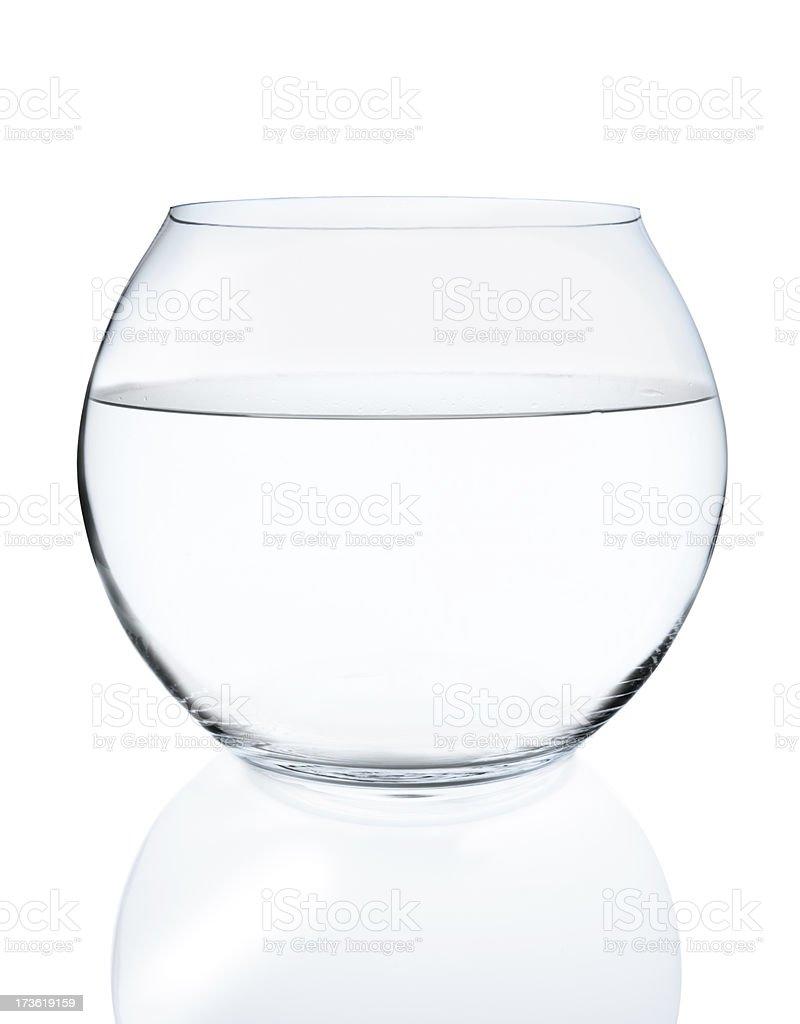 fishbowl stock photo