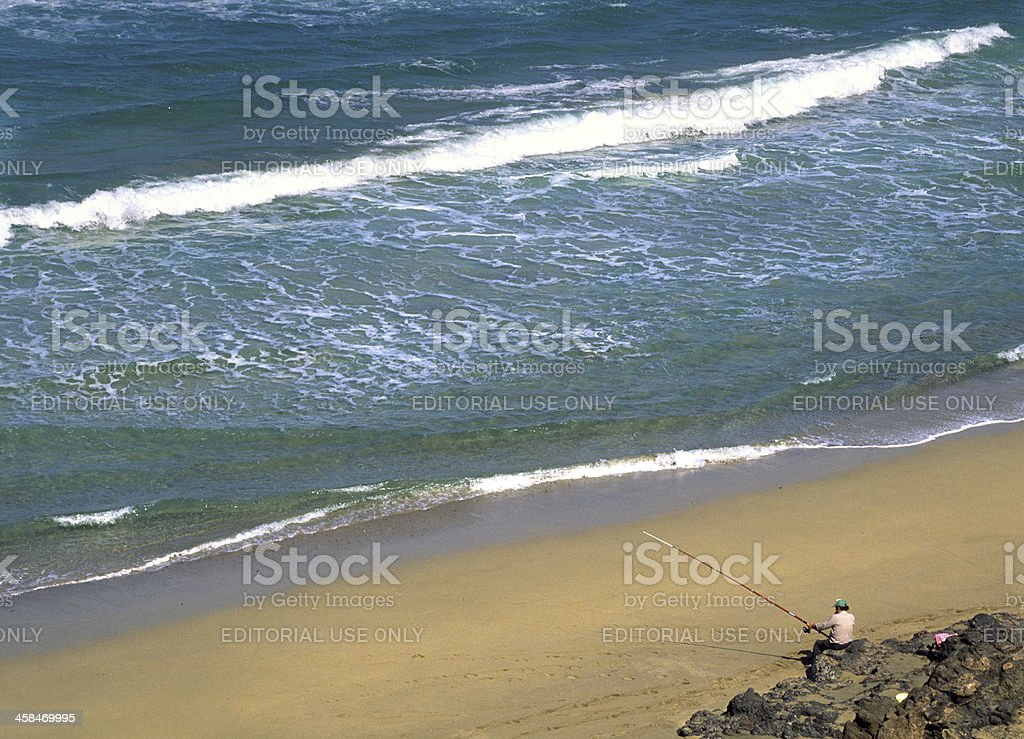 fisher stock photo