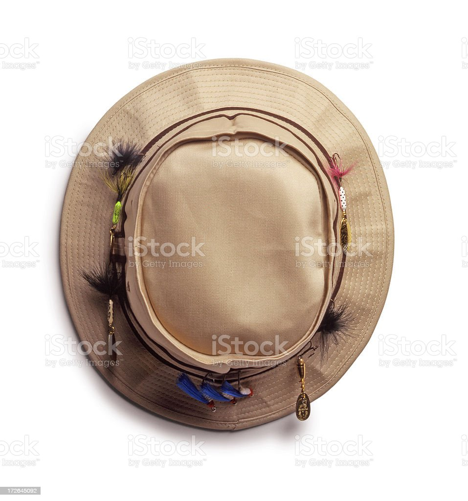 Fisherman's Hat royalty-free stock photo