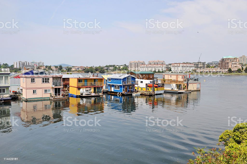 Fisherman's Wharf royalty-free stock photo