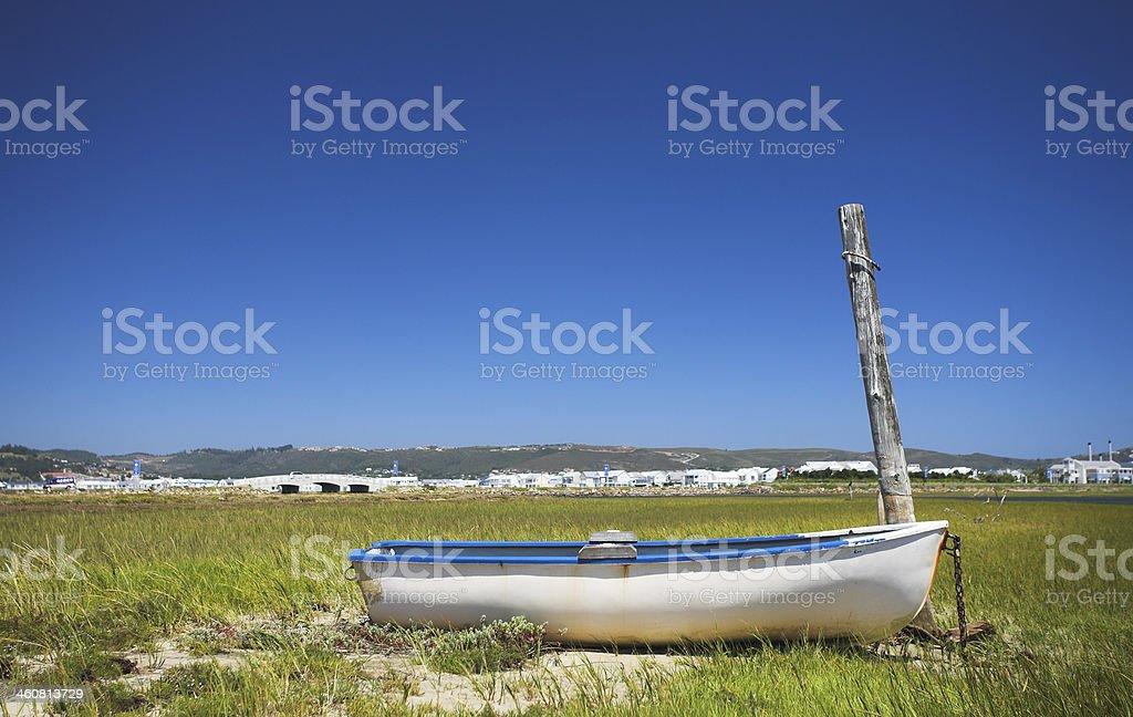 Fishermens Boat royalty-free stock photo