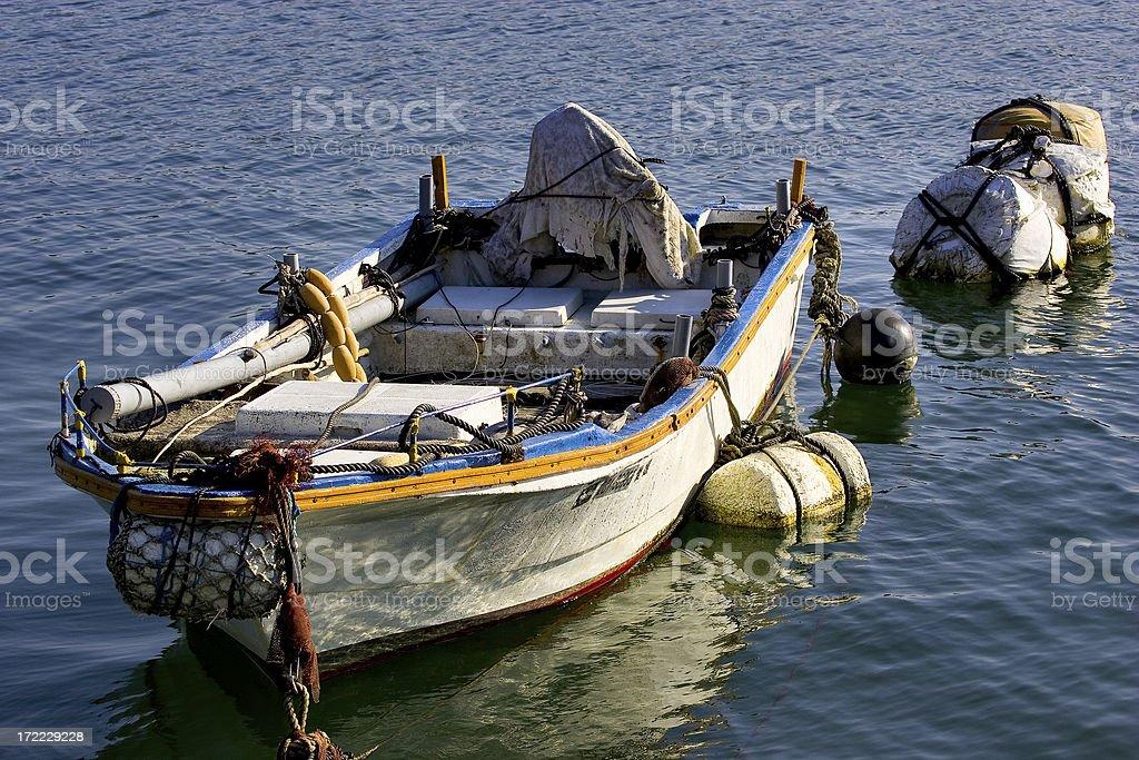 Fishing Boat 01 royalty-free stock photo