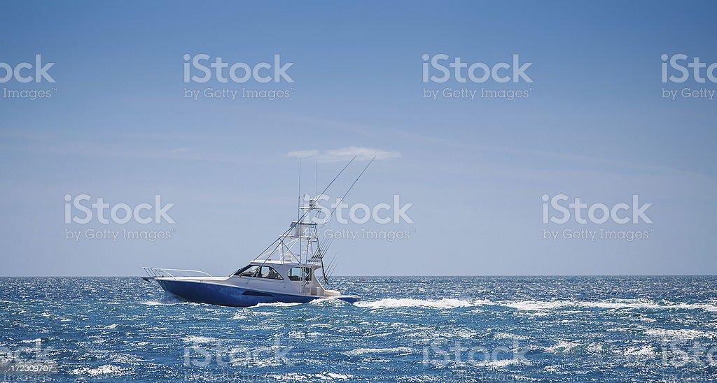 fishing boat royalty-free stock photo