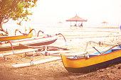 Fishing Boat - Sanur, Bali